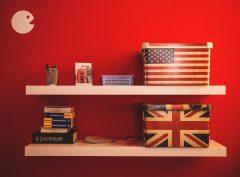 Anglické slovníky