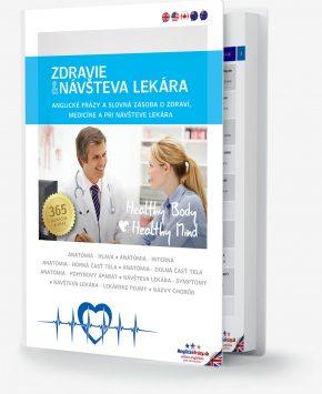 Angličtina o zdravotníctve a pri návšteve lekára